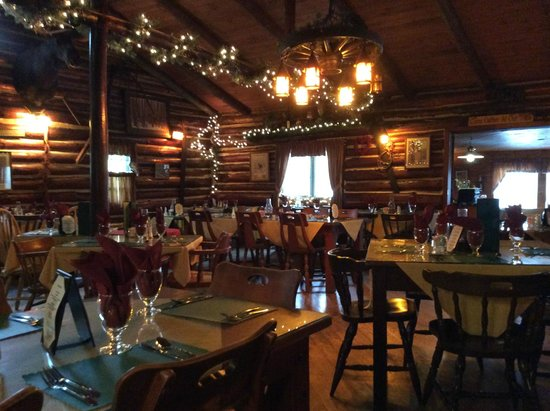 Log Cabin Inn Restaurant Wellsboro Pa