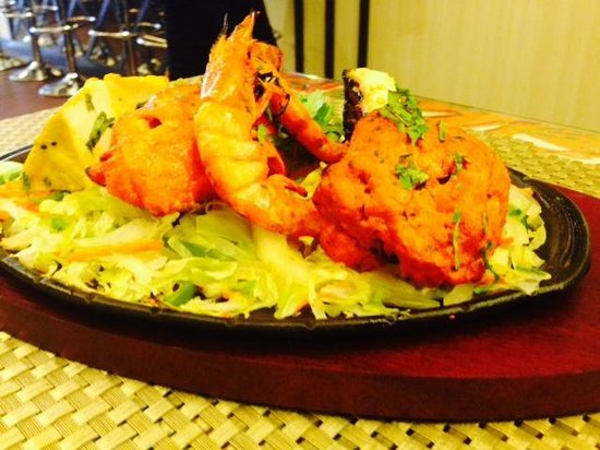 Mix tandoori grill picture of annapurna creative indian for Annapurna indian cuisine