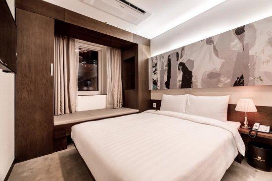Aventree Hotel Jongno: Deluxe Double