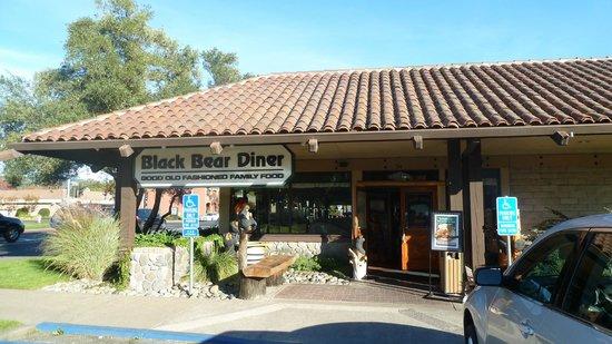 Black Bear Diner : Entrance