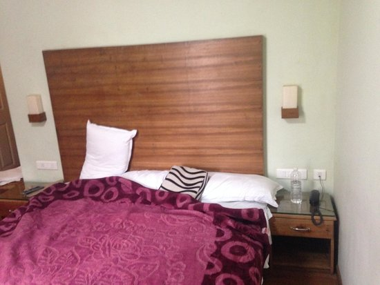 OYO 2158 Hotel SN: Deluxe room