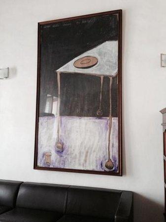Estancia de La Mantilla : salle a manger