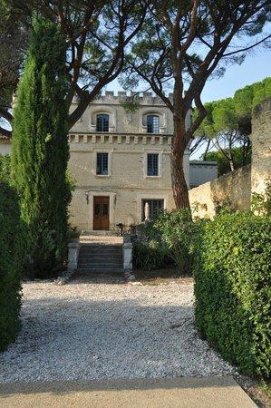 Chateau Eydoux : chateaux