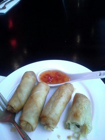 Thai Chilli : Yum