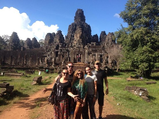 Angkor Jasmine Tour Package