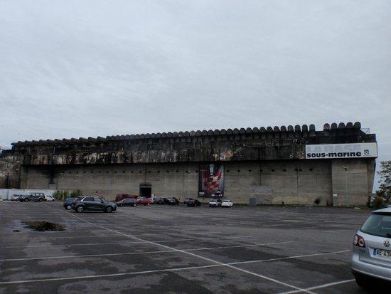 Base Sous-Marine de Bordeaux : base sous marine