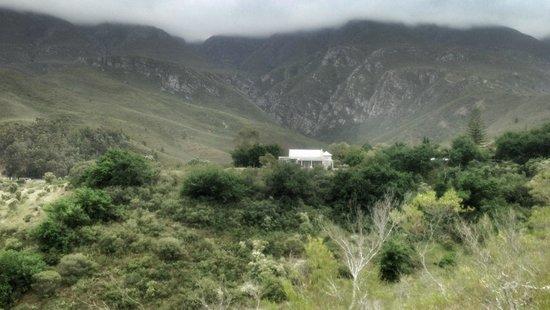 Die Laaitjie: The Main FarmHouse