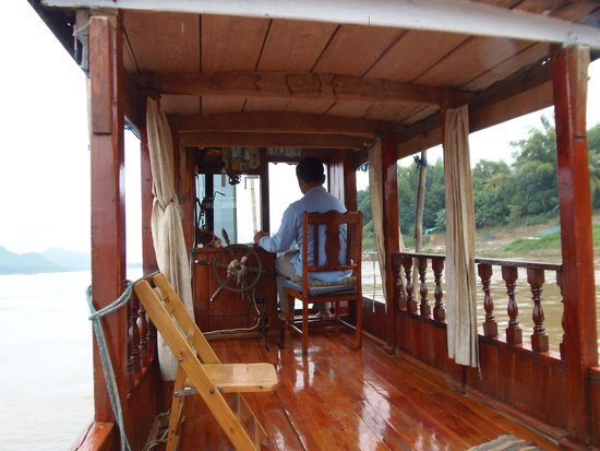 Shompoo Cruise: Il capitano