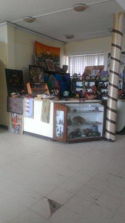 Uganda Museum: African shop