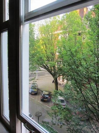 BEST WESTERN Delphi Hotel: view from window's room