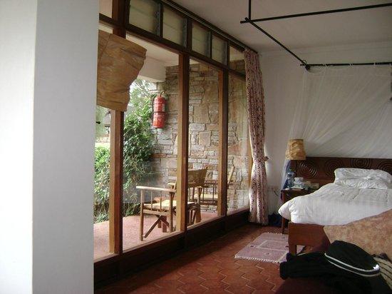 Keekorok Lodge-Sun Africa Hotels: A bedroom
