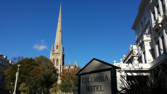 The Columbia: ��