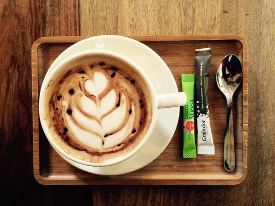 Coffeelicious: Delicious Cappuccino