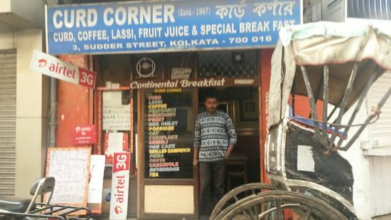 Curd Corner