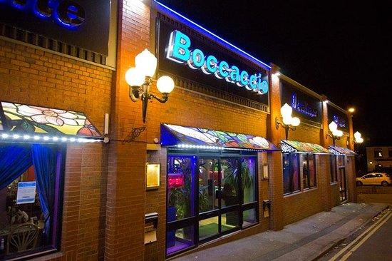 Boccaccio Wakefield Restaurant Reviews Phone Number