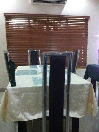 Lagos State, Nigeria: Restaurant