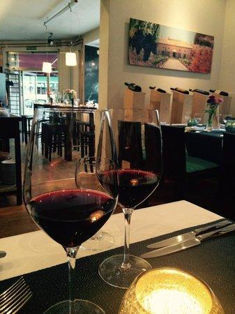 Wein Cantina: Ambiente
