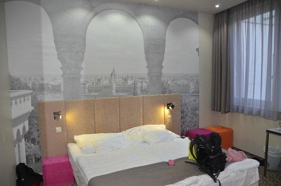Carat Boutique Hotel: Underbart rum 507