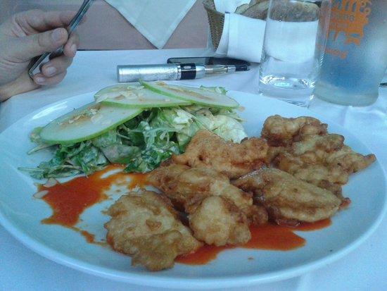 Spicy Shrimps
