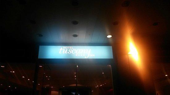 Tuscany Inn Hotel : Tuscany Inn
