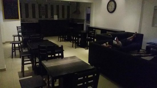 Clock Inn Colombo : canteen