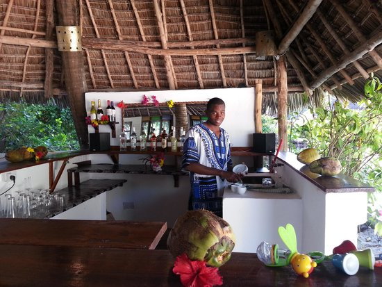 Mchanga Beach Resort: Bar