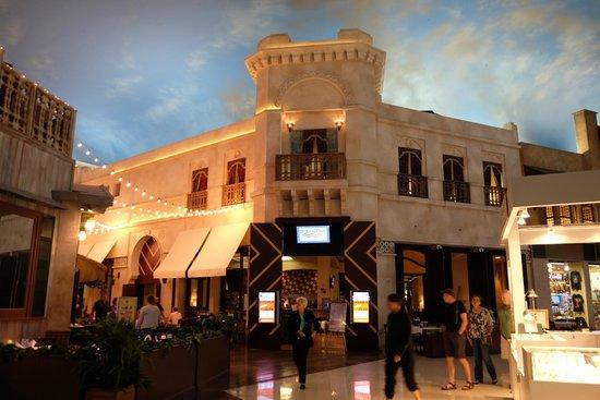 Ocean One Bar & Grille : Fachada