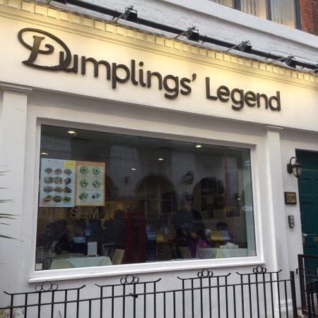 Dumplings' Legend: utsidan