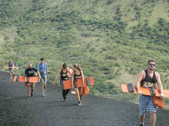 Cerro Negro Volcano: ascesa alla vetta