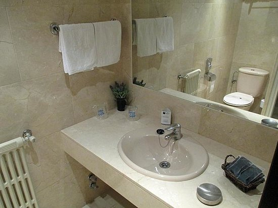 Hotel Moderno: Zimmer 313