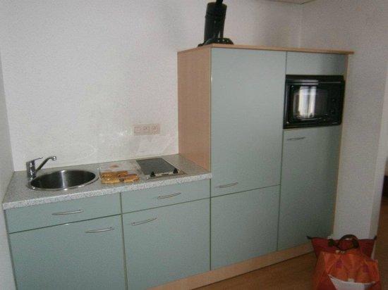 Aparthotel Brussels Midi: cuisine