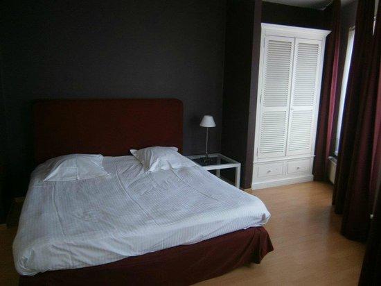 Aparthotel Brussels Midi: chambre