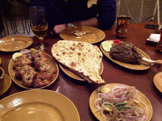 Peshawri : Enjoy!