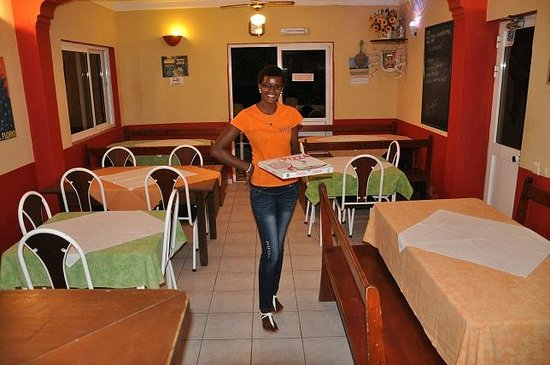 Ca' Luisa : very frendly service