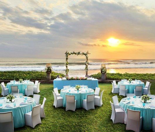 W Bali - Seminyak: WEDDING AT W BALI