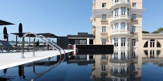 Hotel Inglaterra: pool
