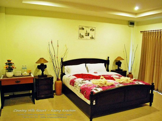 Country Hills Resort: Superior Room