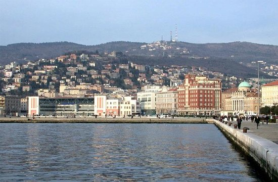 Trieste Running Tours: Trieste dal mare