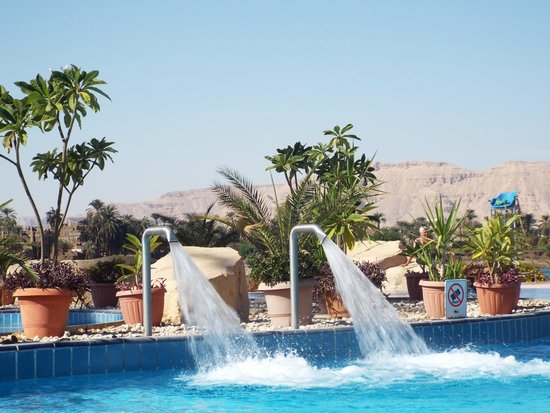 Jolie Ville Hotel & Spa - Kings Island, Luxor: Pool