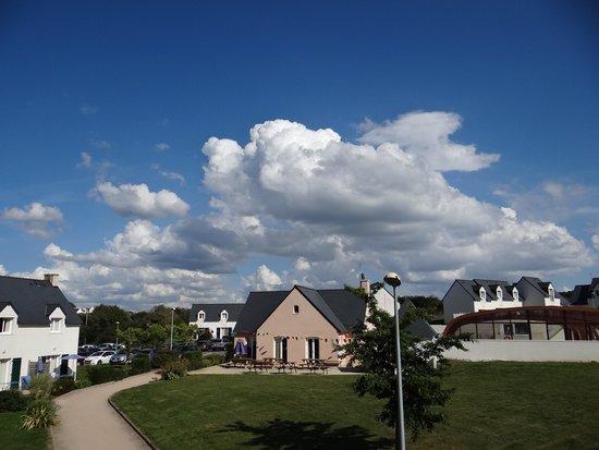 Résidence Odalys Horizon Morgat : vue de la résidenceOdalys