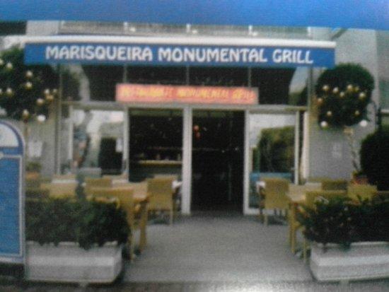 Monumental Grill : Foto Restaurante Monumental