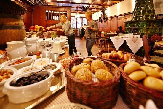 Hotel Waldhorn: Gutes Frühstück