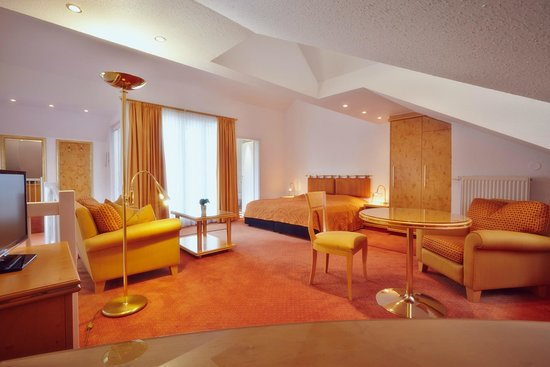 Hotel Waldhorn: Appartement