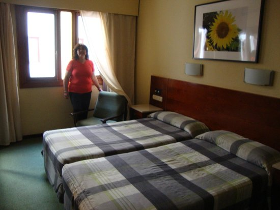 Gran Hotel Lar: Muy luminosas