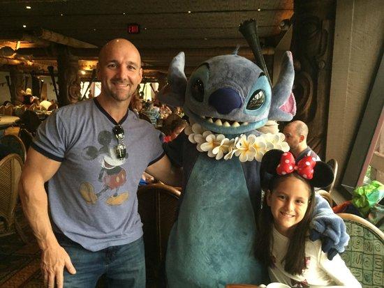 Disneyu0027s Polynesian Village Resort: Character Dining At Ohana Inside The  Main Building