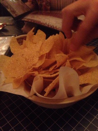 Uncle Julio's Hacienda: Chips