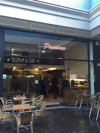 Cafe la Passione