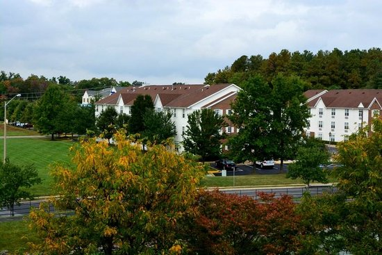 Wingate by Wyndham Chantilly / Dulles Airport: vista do quarto - silêncio.