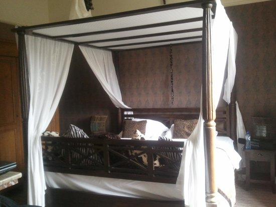 Boutique Hotel Dufays: Chambre Africaine.