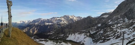 View from Alpspitz